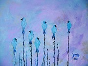 True Vine Gallery-- Donna E Dixon - Peaceful Morning 