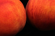 Peaches Photo Prints - Peaches Print by John Garbarino