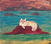 Judy Via-Wolff - Peaches on an Island