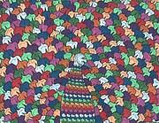 Susie WEBER - Peacock Plumage