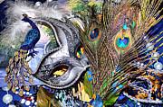 Cindy Nunn - Peacock Pretty