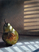 Vickie Sue Cheek - Pear In Morning Light