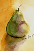 Pear Print by Marcia Breznay