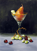 Carol Hart - Pear Martini