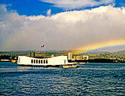 David Lawson - Pearl Harbor Rainbow