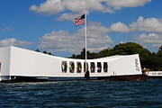 Liher Huang - Pearl Harbour Memorial