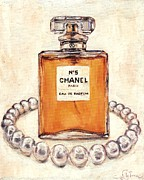 Cecely Bloom - Pearls and Parfum