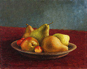 Natalia Astankina - Pears and Cherries
