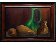 Barbara Hodges - Pears and Jug