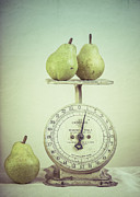 Edward Fielding - Pears and Kitchen Scale Still Life