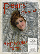 Pears Annual 1899 1890s Uk Cc Christmas Print by The Advertising Archives
