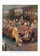 Nineteen-tens Art - Pears Annual 1910s Uk Cc Dinners by The Advertising Archives