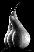 Sensual Photography Framed Prints - Pears Can Be Sexy Too Framed Print by Frederic A Reinecke