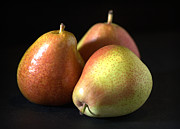Pear Art Framed Prints - Pears Framed Print by Joy Watson