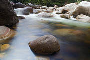 Beautiful Creek Prints - Pebbels In Creek Print by Dirk Ercken