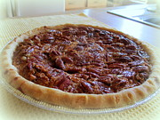 Kay Novy Framed Prints - Pecan Pie Framed Print by Kay Novy
