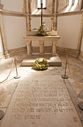 Middle Ground Photos - Pedro Alvares Cabral tomb by Jose Elias - Sofia Pereira