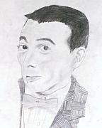Paul Drawings - Pee Wee by Jeremy Moore