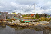 Net Photos - Peggys Cove 10 by Betsy A Cutler East Coast Barrier Islands