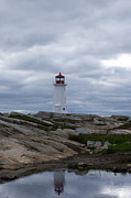 Ron Pettitt - Peggys Cove Light