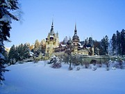 Romania Photo Originals - Peles Castle by Sorin Ghencea