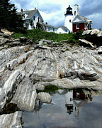 Bristol Photo Originals - Pemaquid by Nino Coletti
