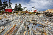 Terry Cervi - Pemaquid Point Light