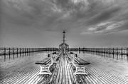 Steve Purnell - Penarth Pier 2 Black and White