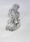 Steve Jones - Pencil Nude 26