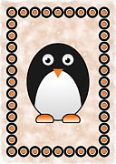 Anastasiya Malakhova - Penguin - Animals - Art...