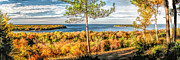 Christopher Arndt - Peninsula State Park Scenic Overlook Panorama