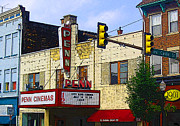 Penn Cinemas In Ohiopyle Print by Nina Silver