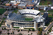 Penn State Beaver Stadium Aerial Print by Mattucci Photography