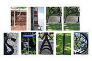 Pennsylvania State University Prints - Penn State Objects Print by Gallery Three
