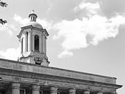 State College Prints - Penn State Old Main Cupola Print by University Icons