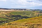 Jane McIlroy - Pennine Wind Farm Lancashire England