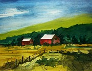 Sandy Kolod - Pennsylvania Countryside