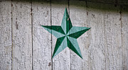 Star Digital Art Posters - Pennsylvania Dutch Star Poster by Bill Cannon