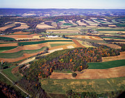 Pennsylvania Fall Colors Print by Mountain Dreams