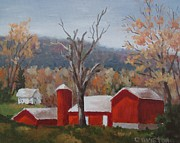 Tony Caviston - Pennsylvania Farm II