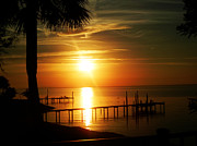 Shelly Grobstig - Pensacola Bay Sunrise