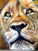 Pride Paintings - Pensive by Harlene Bernstein