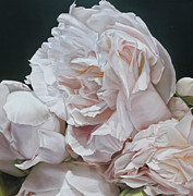 Luminous Paintings - Peonies II by Thomas Darnell