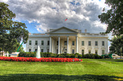 White House Digital Art - Peoples House by Robert Pearson