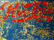 Avant Garde Photograph Posters - Pepsi Poster by Newel Hunter