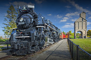 Randall Nyhof - Pere Marquette Steam Engine