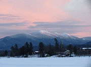Lake Placid Ny Photo Posters - Perfect Poster by Allison Shumway