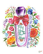 Ariel T - Perfume Series Fly me to...
