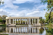 Kathleen K Parker - Peristyle in City Park New Orleans