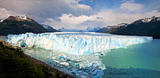 Argentina Photos - Perito Moreno Glacier by JR Photography